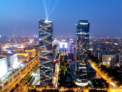 江苏省南京市河西CBD中央商务区某城市综合体8亿整体出售[ 资产编号:ZC751]