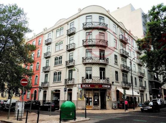 葡萄牙里斯本市中心豪华区整栋商业住宅990万欧元出售[项目编号:PRT191]