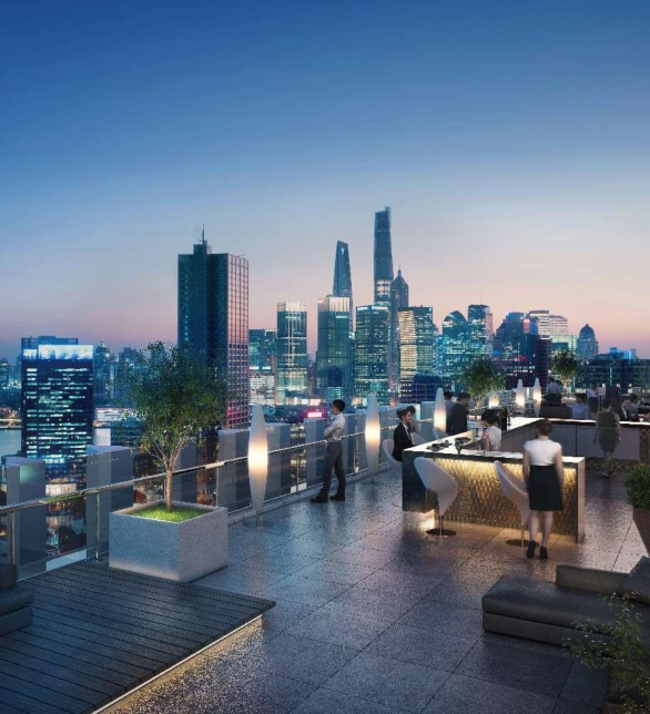 上海市黄埔江边16万方新建总部商务综合体项目100亿整体出售[ 资产编号:ZC779]