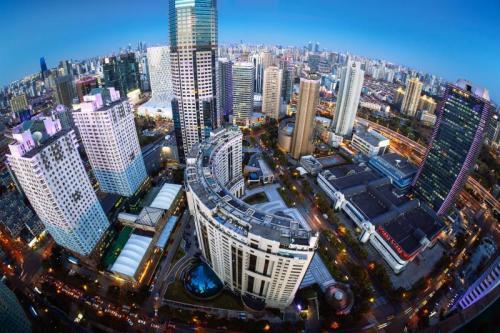 上海市虹桥开发区中心地带2栋商业办公楼23.6亿整体转让