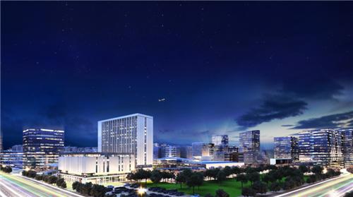 上海市奉贤区某新建科技产业园项目1.8亿整体股权转让(尚未验收)[项目编号:XM2409]