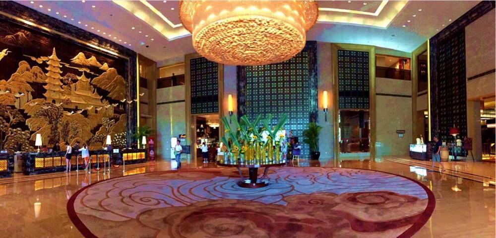 陕西省西安市长安区某五星级酒店项目融资2亿元