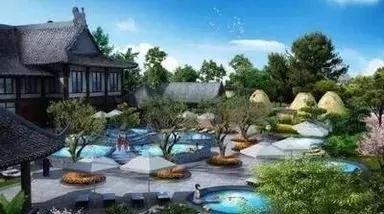 (推荐)湖南省某市5000亩康养特色小镇项目寻合作开发
