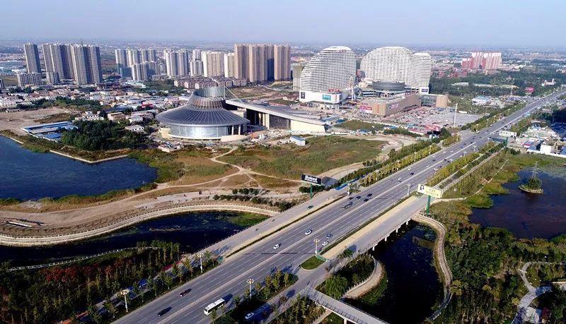 河北省保定市某县城中村改造项目360 亩土地(一二级联动)项目推荐