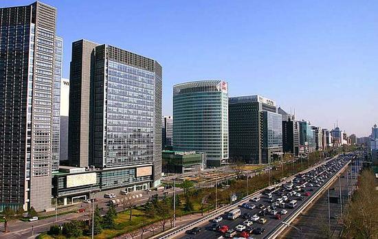 北京市首都核心圈金融街商圈3栋5A甲级写字楼可租可售(偏向出租)[项目编号:ZC850]