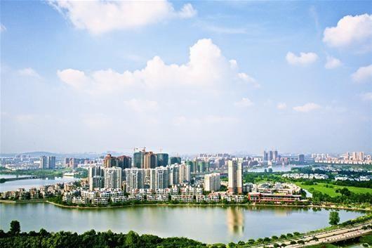 湖北省武汉市东西湖区140亩商住地块推荐