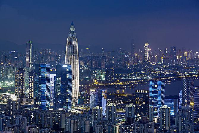 广东省深圳市软件园某新建大厦40%股权5亿整体转让[ 资产编号:ZC881]