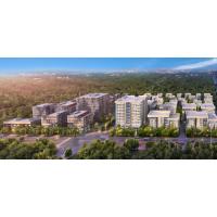 上海市宝山区某产业园区内5栋独栋新建企业总部(研发楼)出售