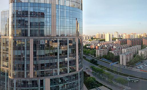 上海市长宁区中山西路内环稀缺整栋商业8700万整体转让