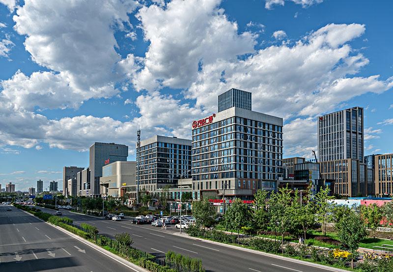 北京南三环附近6000平米某大厦2.1亿整体转让[项目编号:ZC893]