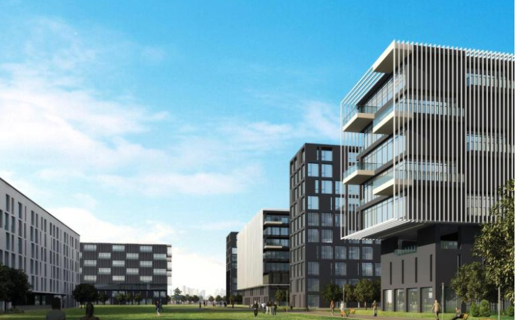(降价)上海市奉贤区总建筑面积4万平米产业园整体转让(每平米8000万元)[项目编号:ZC900]